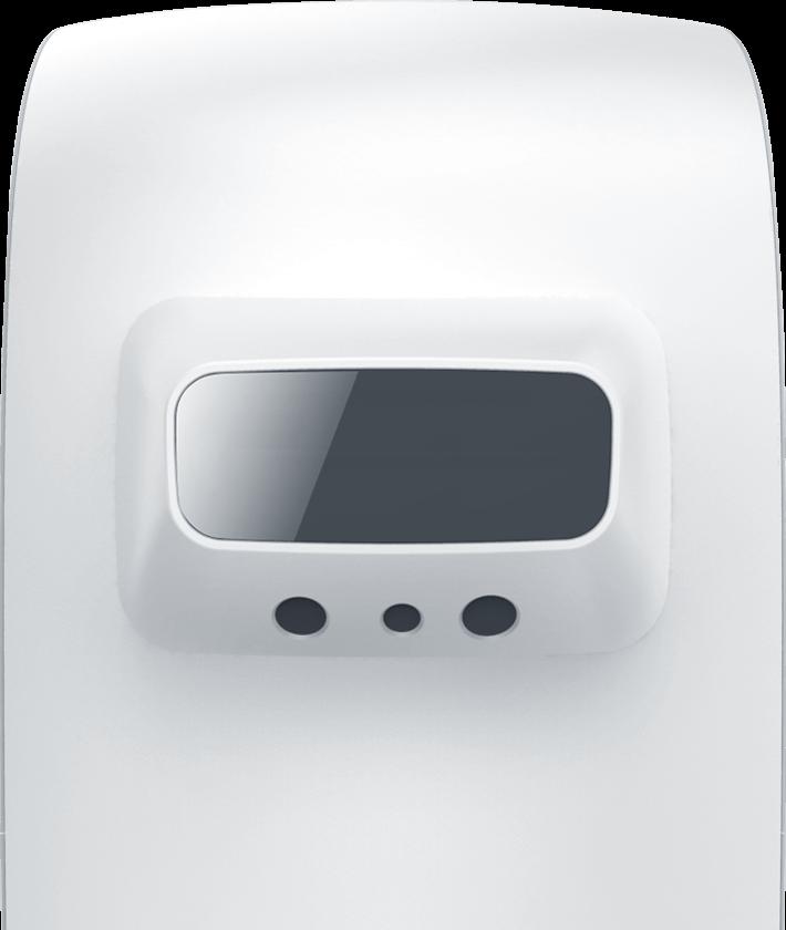 配膳ロボットPEANUT 豊かな表情で演出が可能